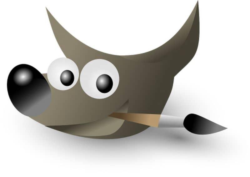 Logotipo de Gimp