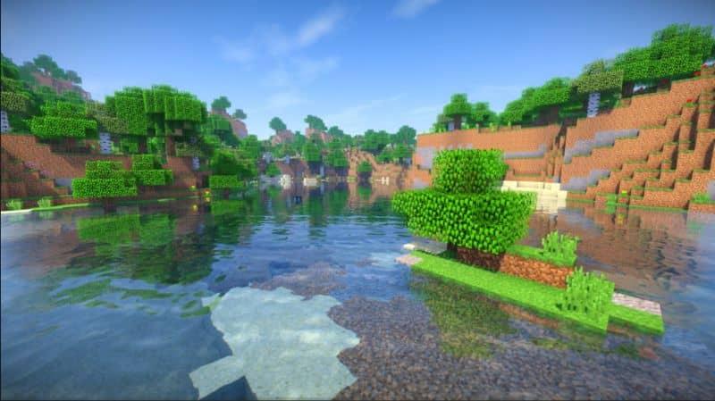 río minecraft