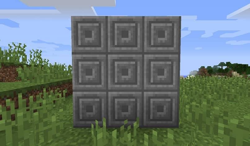 Ladrillos de piedra de Minecraft