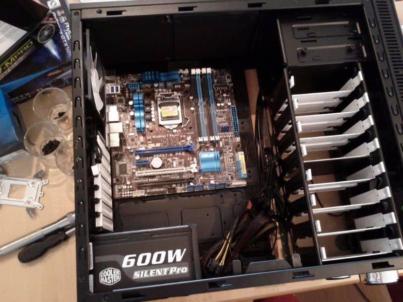 Poder de la computadora