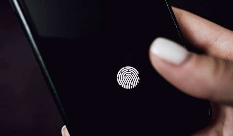 Reparación de error del sensor de huellas dactilares del iPhone